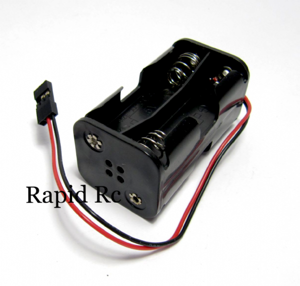 4 x AA Battery Holder (Rx Pack)